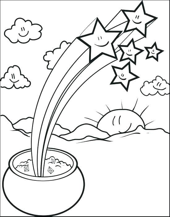 550x700 Leprechaun Coloring Pages Free Also Leprechaun Coloring Pages
