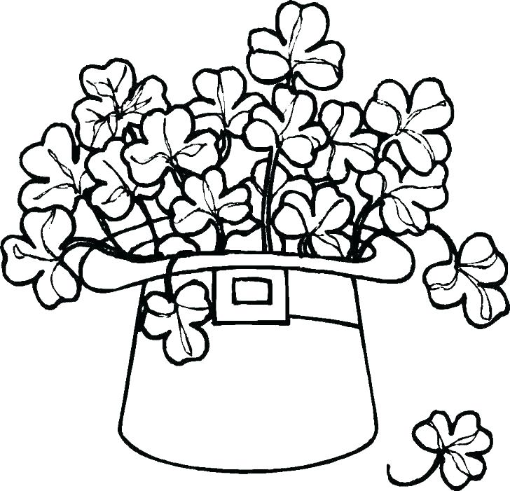 728x701 Leprechaun Coloring Pages Running After A Leprechaun Coloring Page
