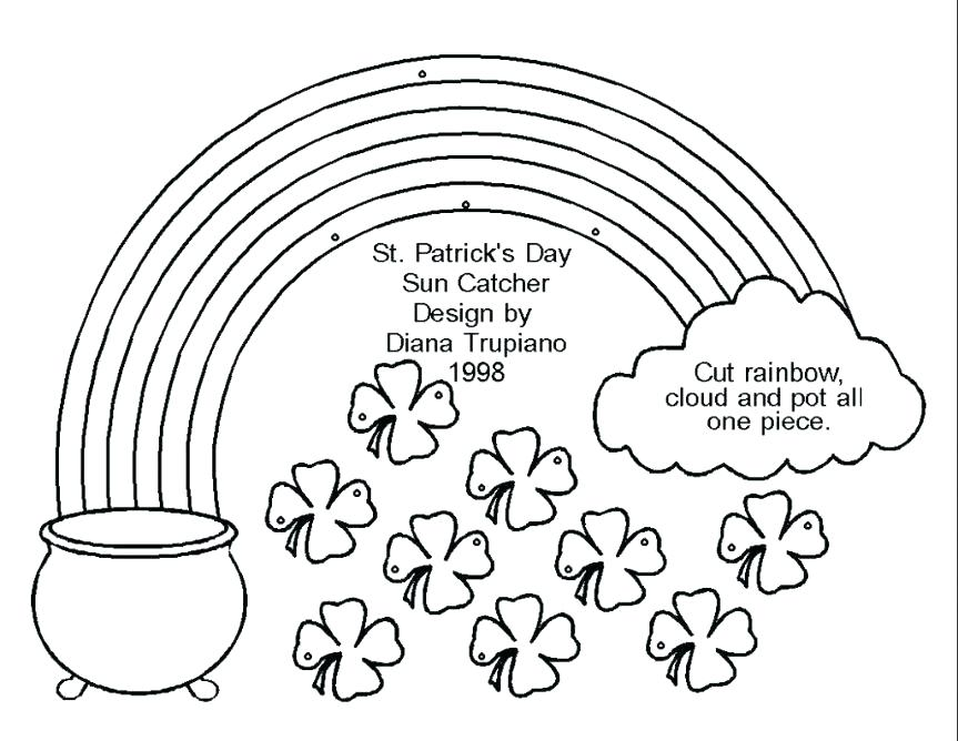 863x668 Rainbow Coloring Pages Rainbows Coloring Pages Coloring Pages