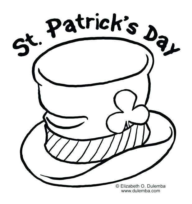 Leprechaun Coloring Pages Printable Free At Getdrawings Com Free