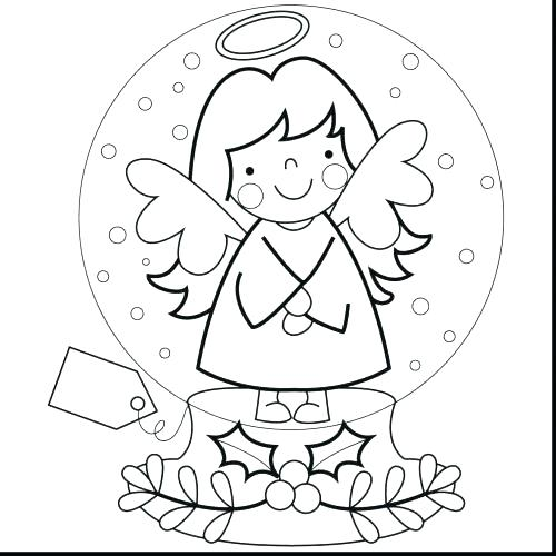 500x500 Coloring Pages For Kids Snow Page Let It Leopard Medium Size
