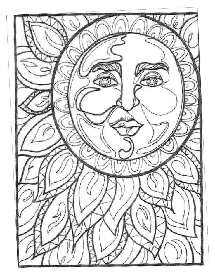 Lets Doodle Christmas Coloring Pages
