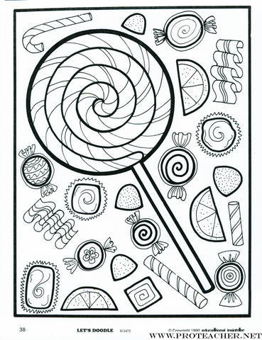 369x480 Let's Doodle Christmas Coloring Pages Let S Doodle Coloring Pages