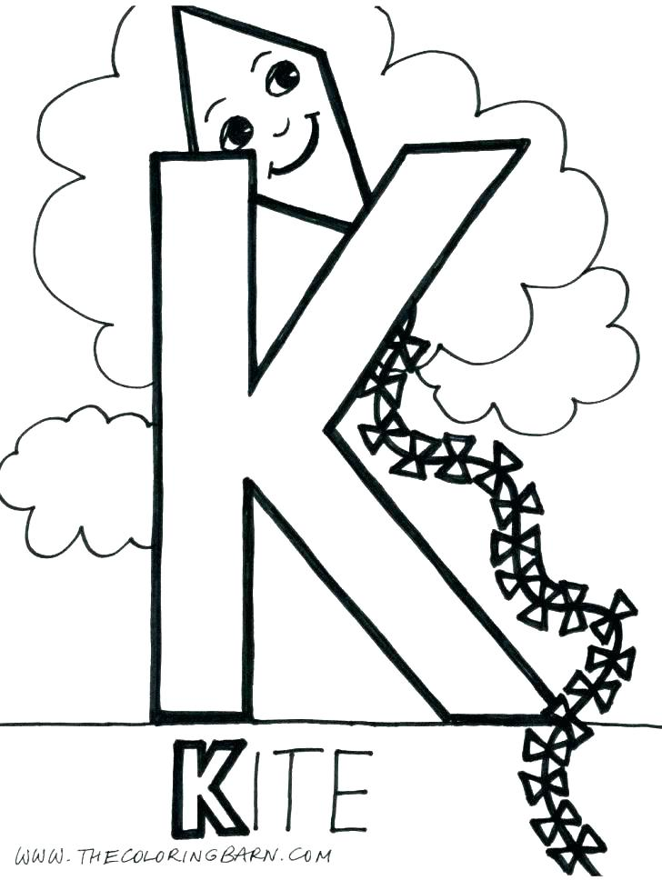 728x968 Coloring Pages For Letter A The Letter A Coloring Page The Letter