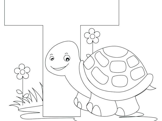 667x500 Coloring Pages For Letter A The Letter A Coloring Pages Coloring