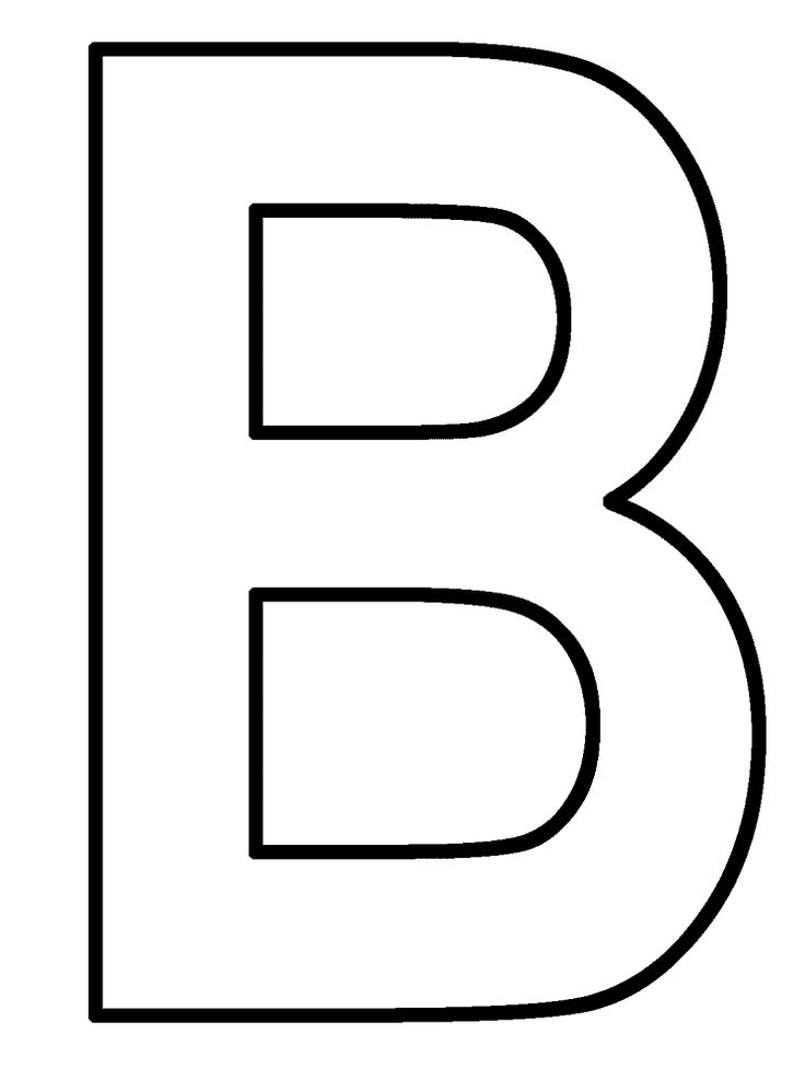 736x976 Letter B Coloring Sheets Best Letter B Coloring Pages Images