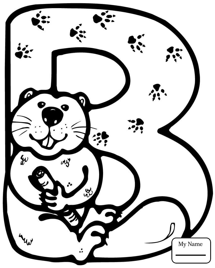 872x1086 Trend Letter B Coloring Pages On Seasonal Colouring Pages