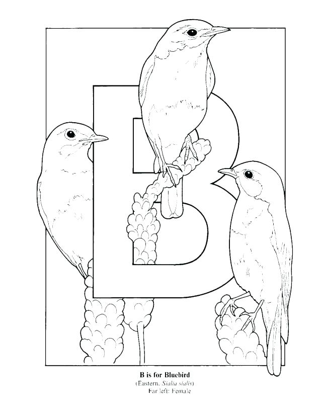 638x825 Letter B Coloring Pages Letter B Coloring Pages Letter H Coloring