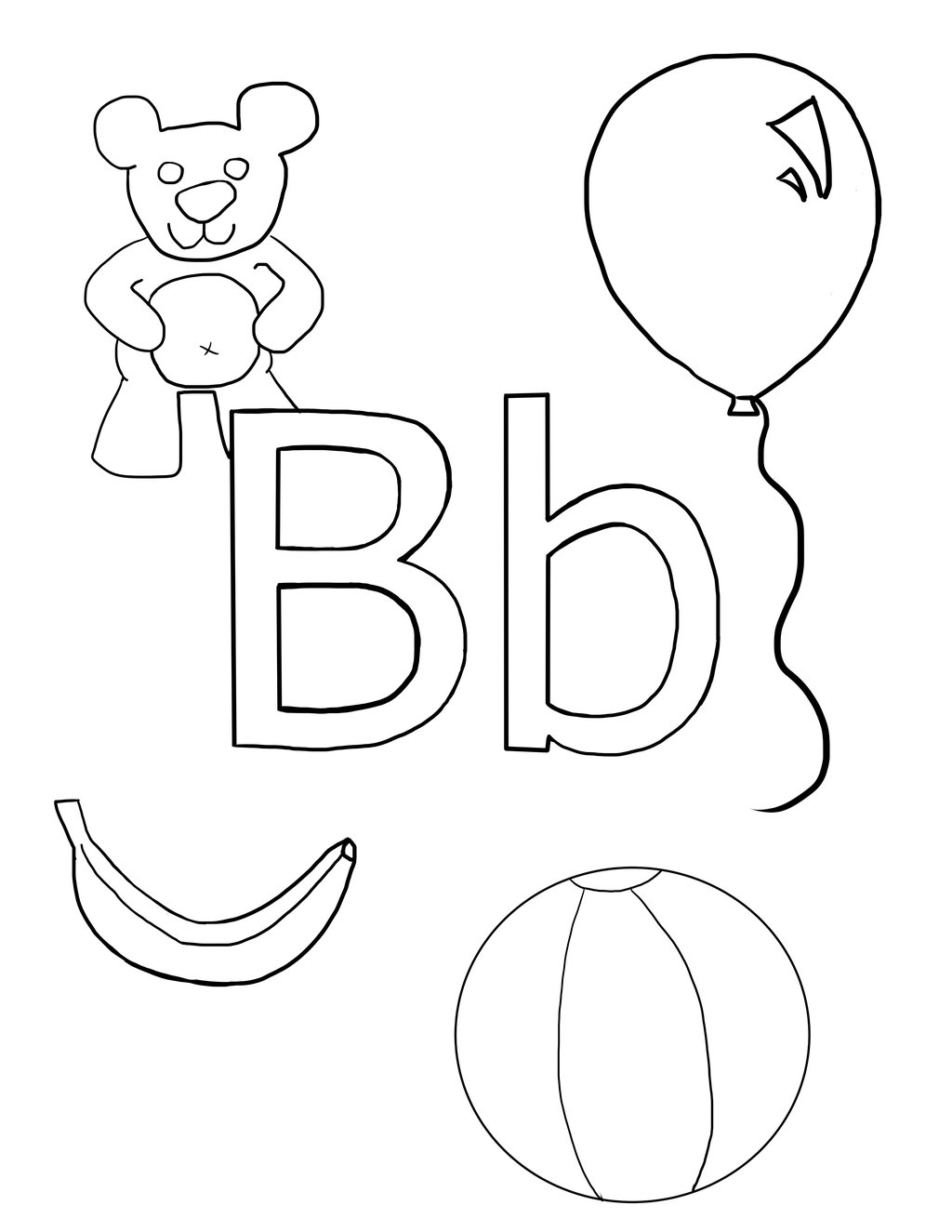 1024x1325 Letter Coloring Sheets New Page Glum B