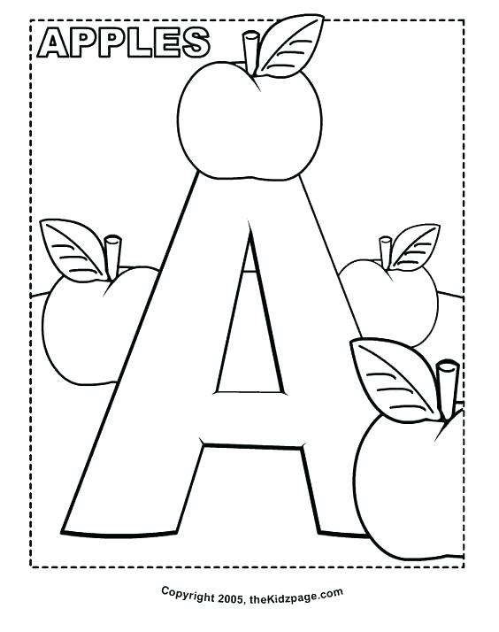 564x714 Letter S Coloring Pages Preschool Coloring Pages For Preschoolers