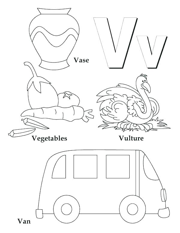 600x776 Letter A Coloring Pages Toddler Coloring Book Pic Impressive