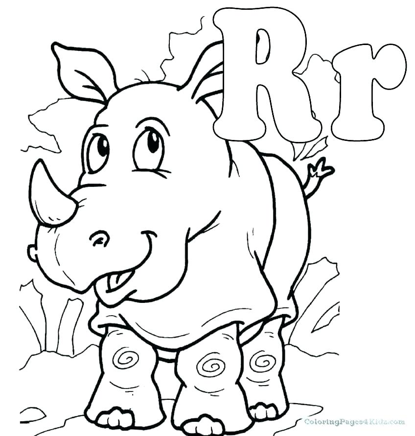 848x891 Letter B Coloring Page Letter Coloring Pages Letter R Coloring
