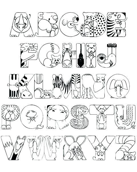 480x600 Letter B Coloring Pages For Toddlers U D Free Printable Alphabet