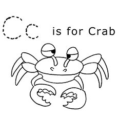 230x230 Top Free Printable Letter C Coloring Pages Online
