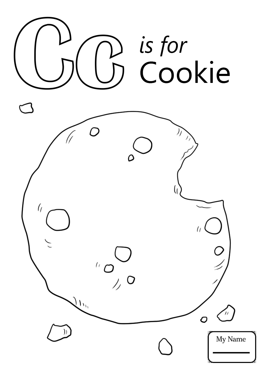 866x1224 Best Of C Is For Cat Letters And Alphabet Letter C Coloring Pages