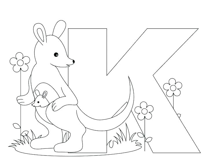 736x572 Letter C Coloring Pages Printable A Page Pag