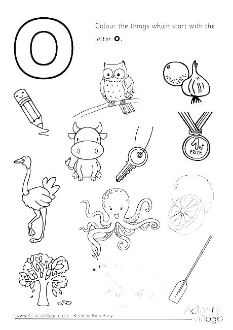 460x650 Letter O Coloring Pages The Letter C Coloring Pages Best Of Letter