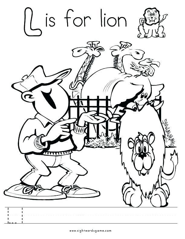 612x790 Letter D Coloring Pages Preschool P Sheets W M Page A L Al