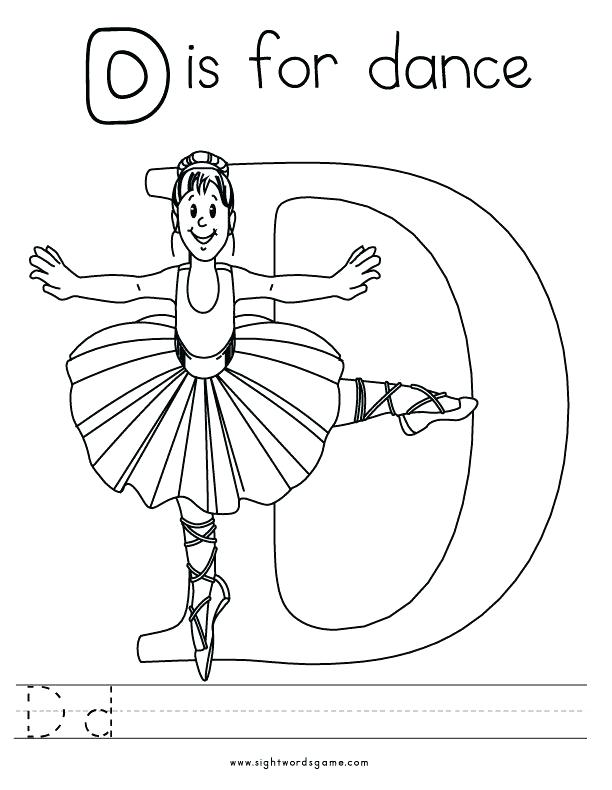 612x790 Letter D Coloring Sheet D Coloring Pages D Coloring Pages Letter Z