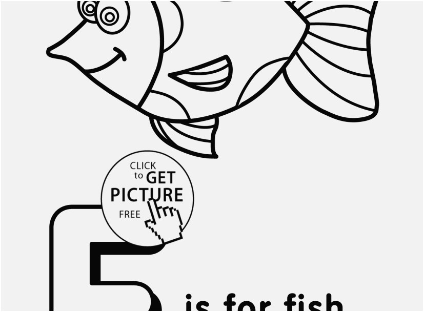 Letter F Coloring Pages For Preschoolers