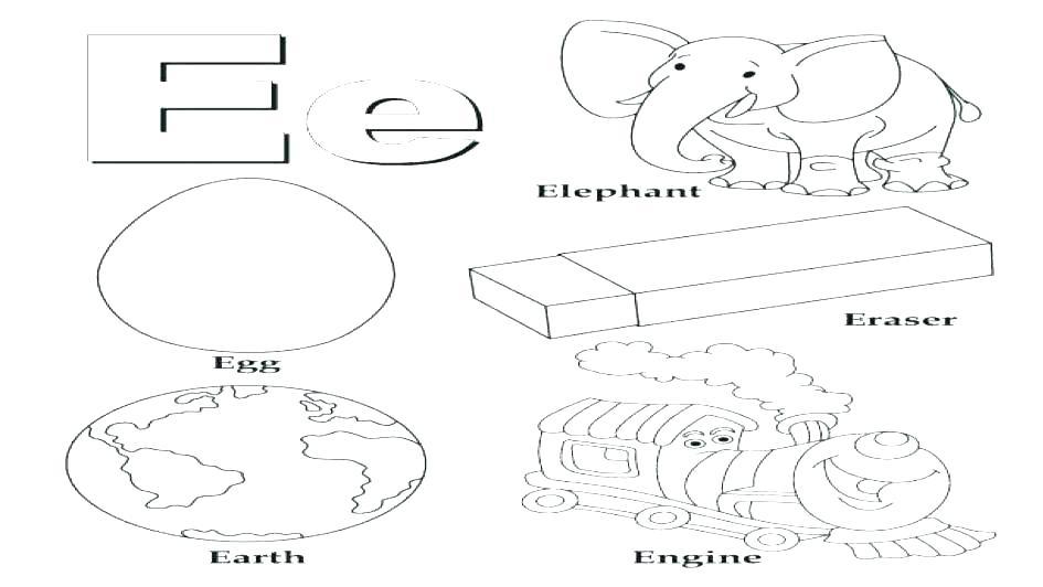 945x532 Letter E Coloring Pages Preschool Letter R Coloring Pages Letter E
