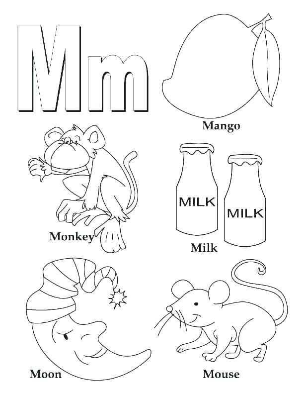 612x792 Letter F Coloring Page Color Sheets Color Pages Coloring Pages