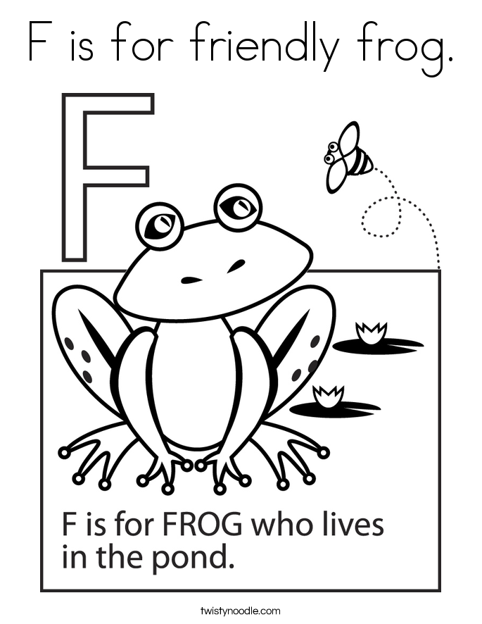 685x886 Letter F Coloring Pages
