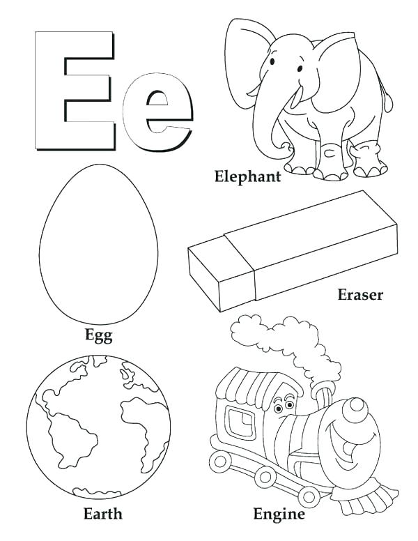600x776 Letter U Coloring Page Letter U Coloring Pages Letter F Coloring