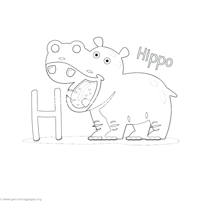 700x700 Letter H Coloring Sheets