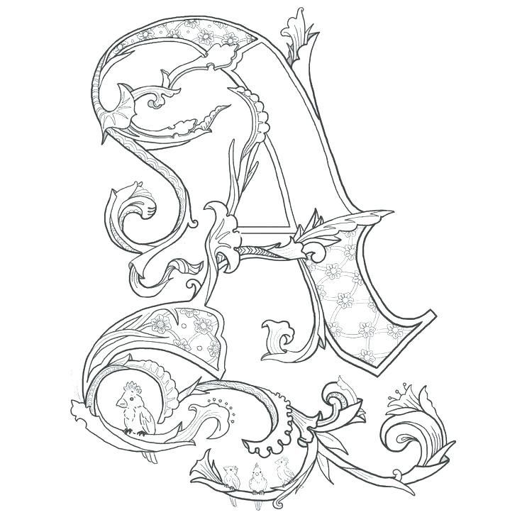 736x736 Letter L Colouring Pages Free Coloring Letter Coloring Pages