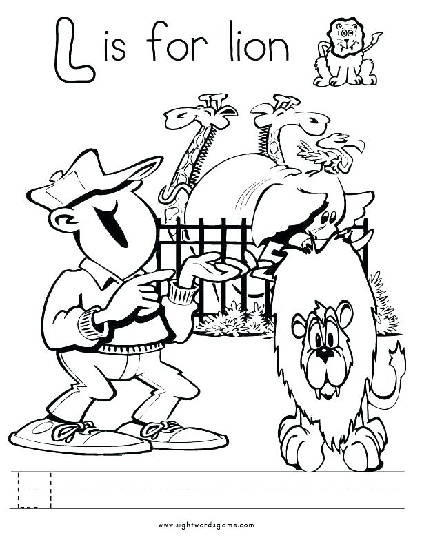 612x790 The Letter L Coloring Pages Letter W Coloring Pages Letter W