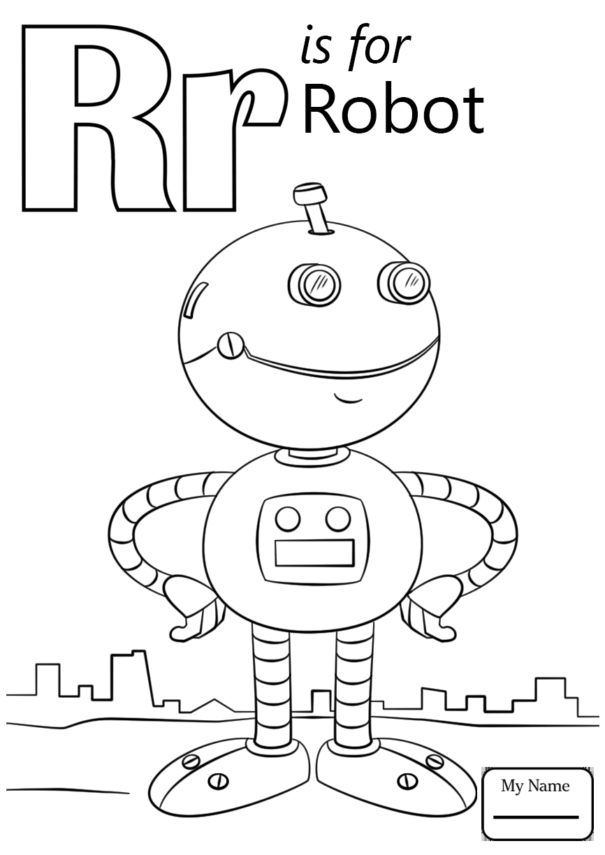 letter ii coloring pages 9