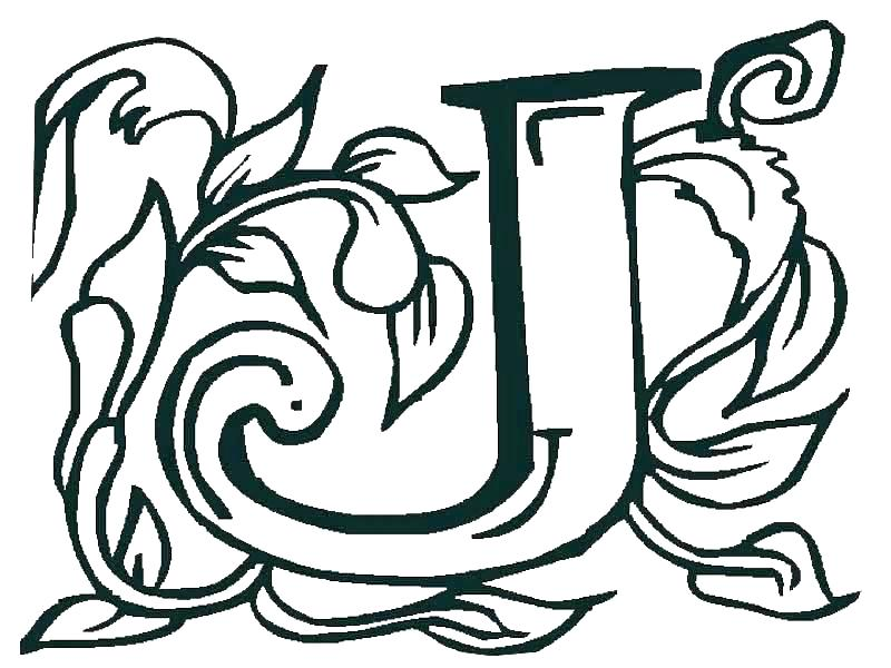 800x600 K Coloring Page K Coloring Pages The Letter J Coloring Pages J