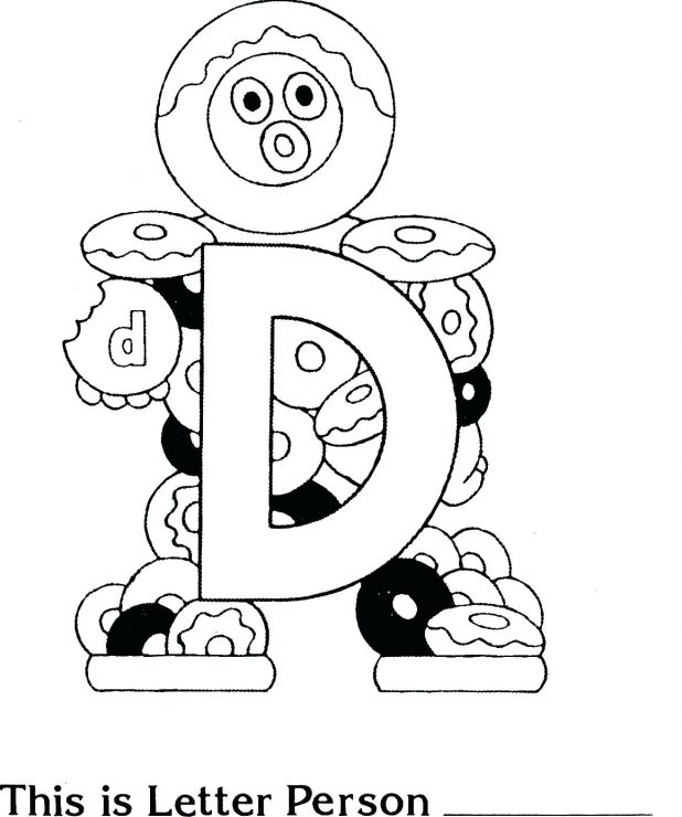 618x740 Printable Letter People Coloring Pages Captivating Letter M