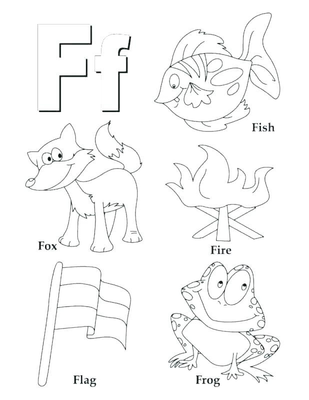 618x800 N Coloring Pages