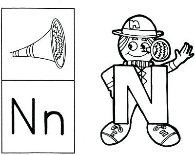 400x317 Person Coloring Page Original Letter People Letter Person N