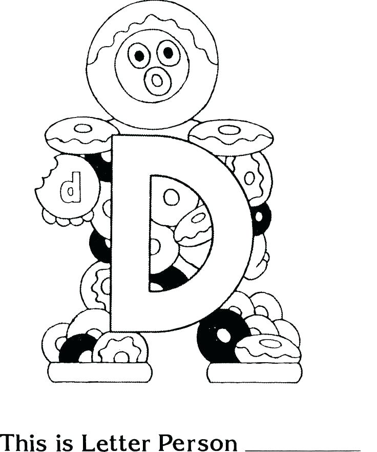 736x881 The Letter People Coloring Pages Letter People The Letter People