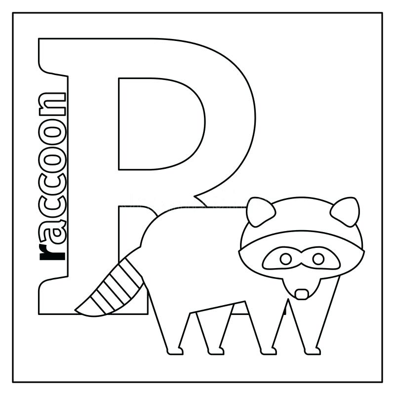 800x800 Letter R Coloring Free Printable Letter C Coloring Pages Printable
