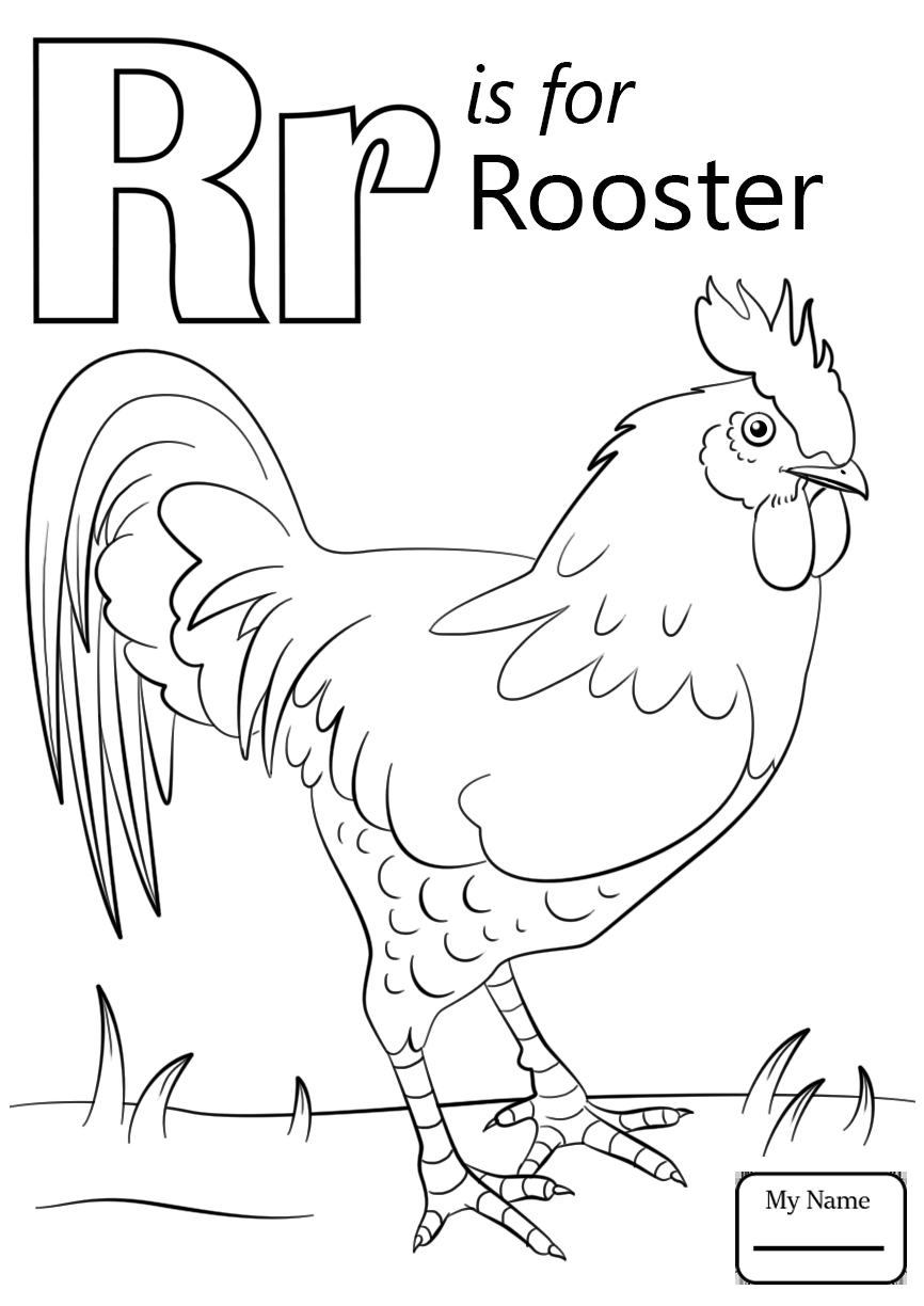866x1224 Fresh Letter R Coloring Pages Design Printable Coloring Sheet