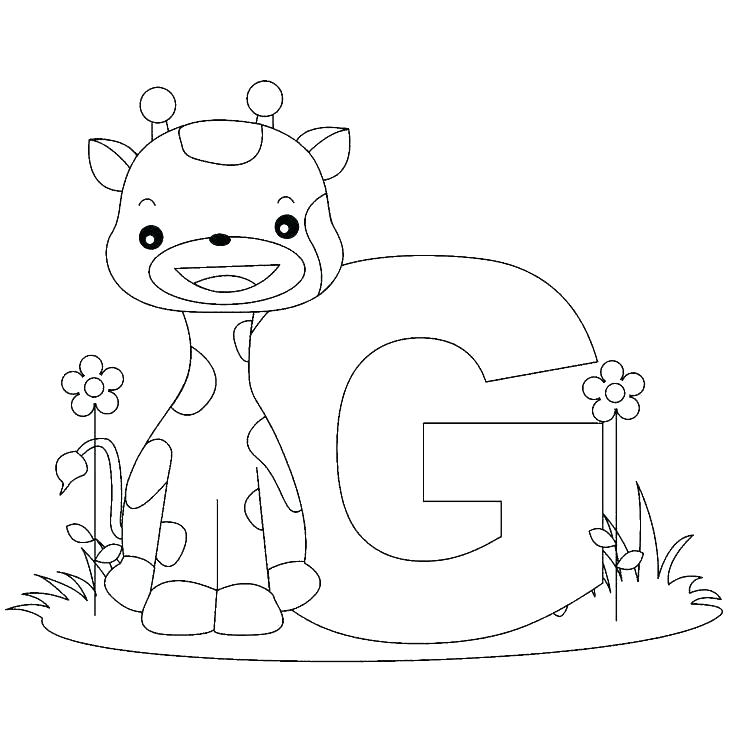 Letter R Coloring Pages Preschool