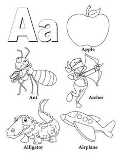 236x304 My A To Z Coloring Book Letter R Coloring Page Pre K Alphabet