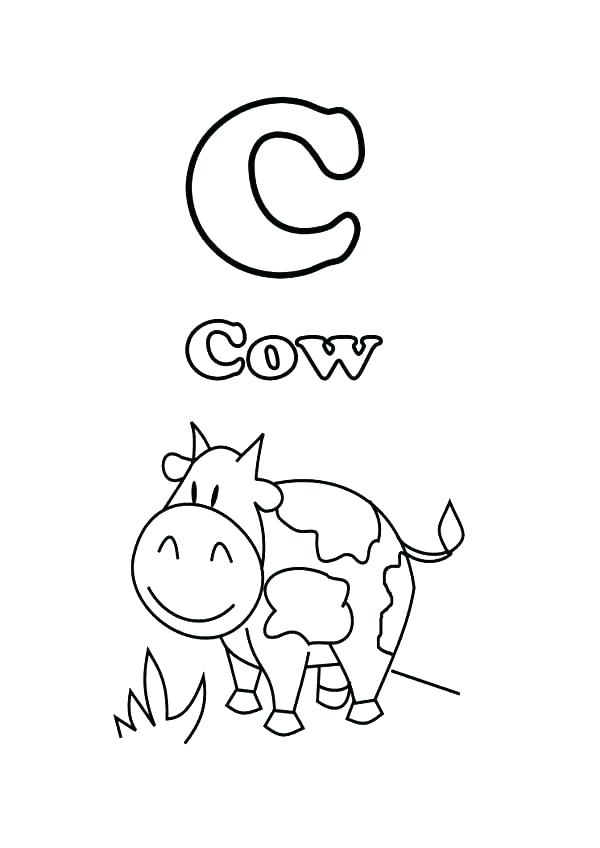 600x848 Letter U Coloring Page Regarding Encourage In Image Picturesque