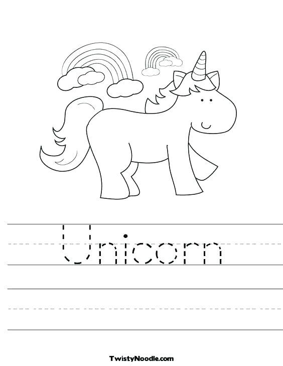 564x729 Letter U Coloring Pages Letter U Coloring Page U Is For Unicorn