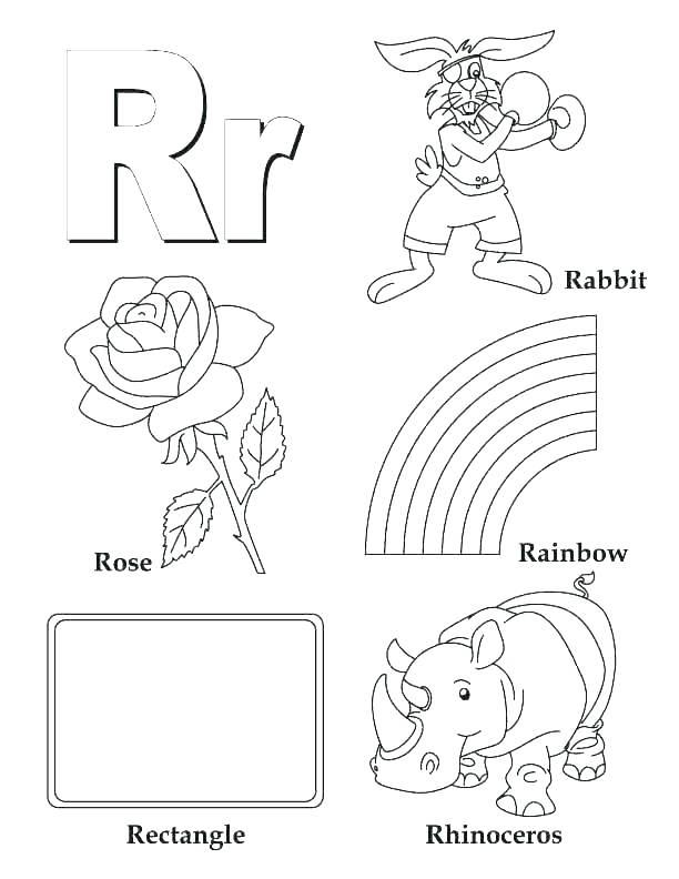 612x792 Letter U Coloring Pages Letter U Coloring Pages Preschool Coloring