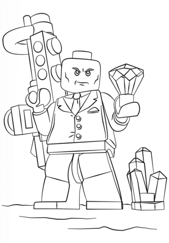 333x480 Lego Coloring Images Printable Coloring Page