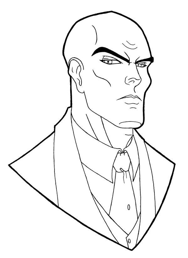 600x822 Lex Luthor