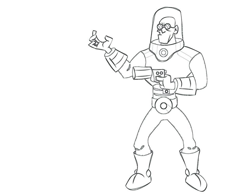 900x750 Mr Freeze Coloring Pages Freeze Coloring Pages Comics Dc Comics