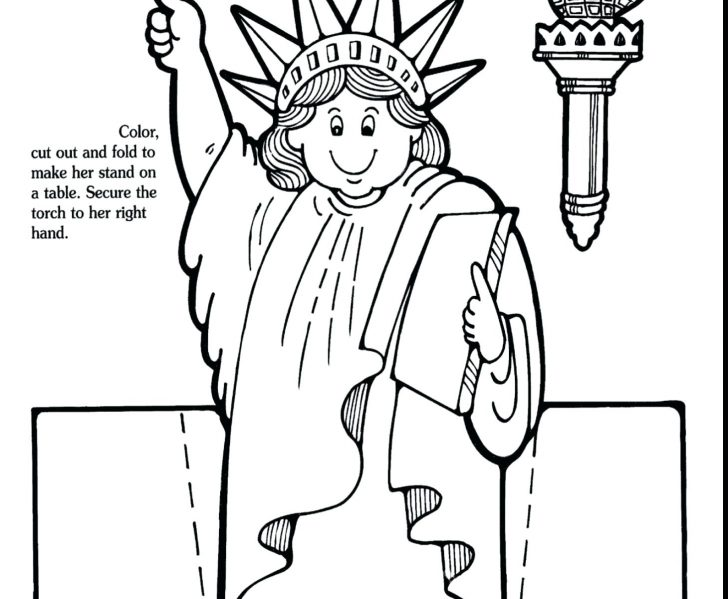 Liberty Coloring Pages