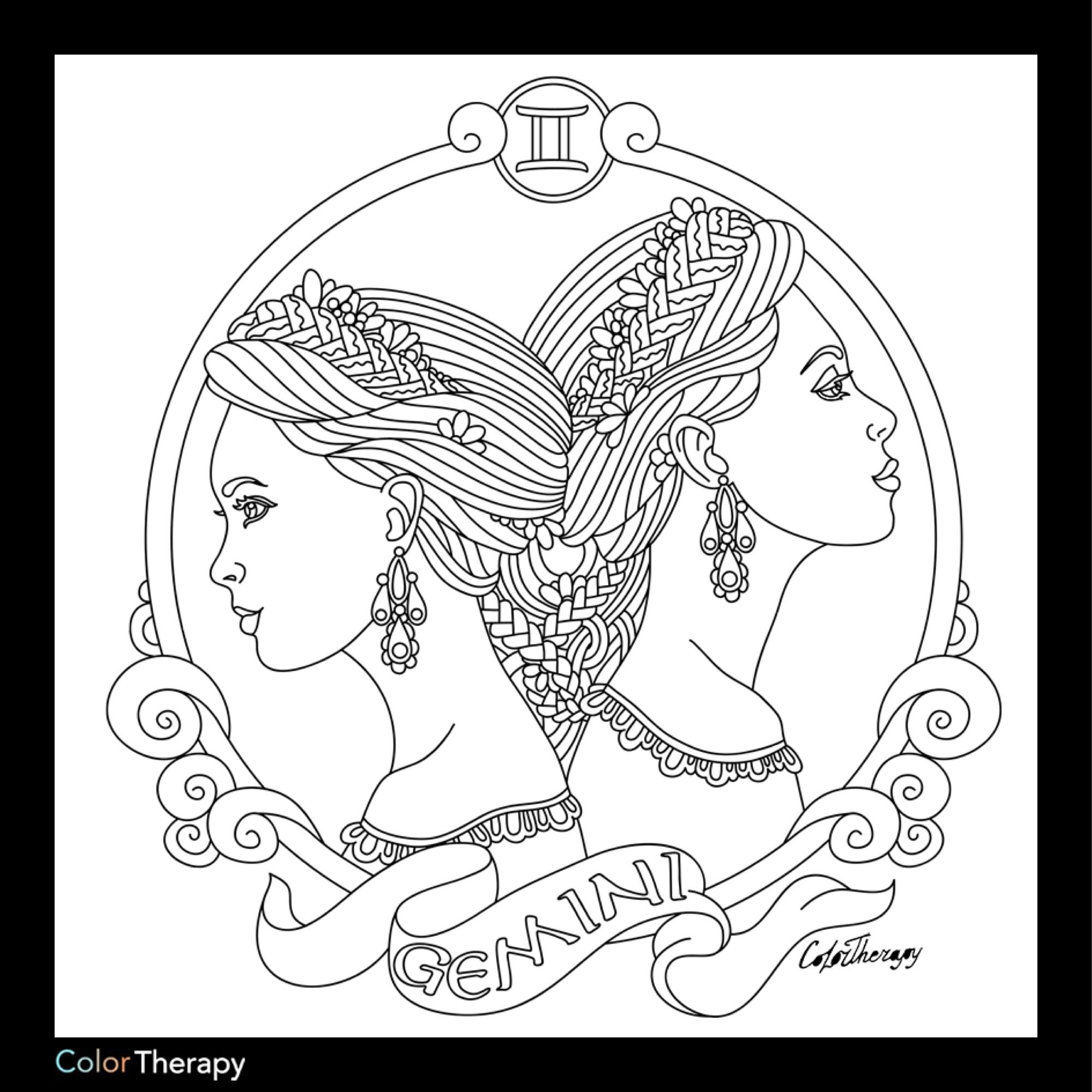 2000x2000 Coloring Pages Adult Coloring
