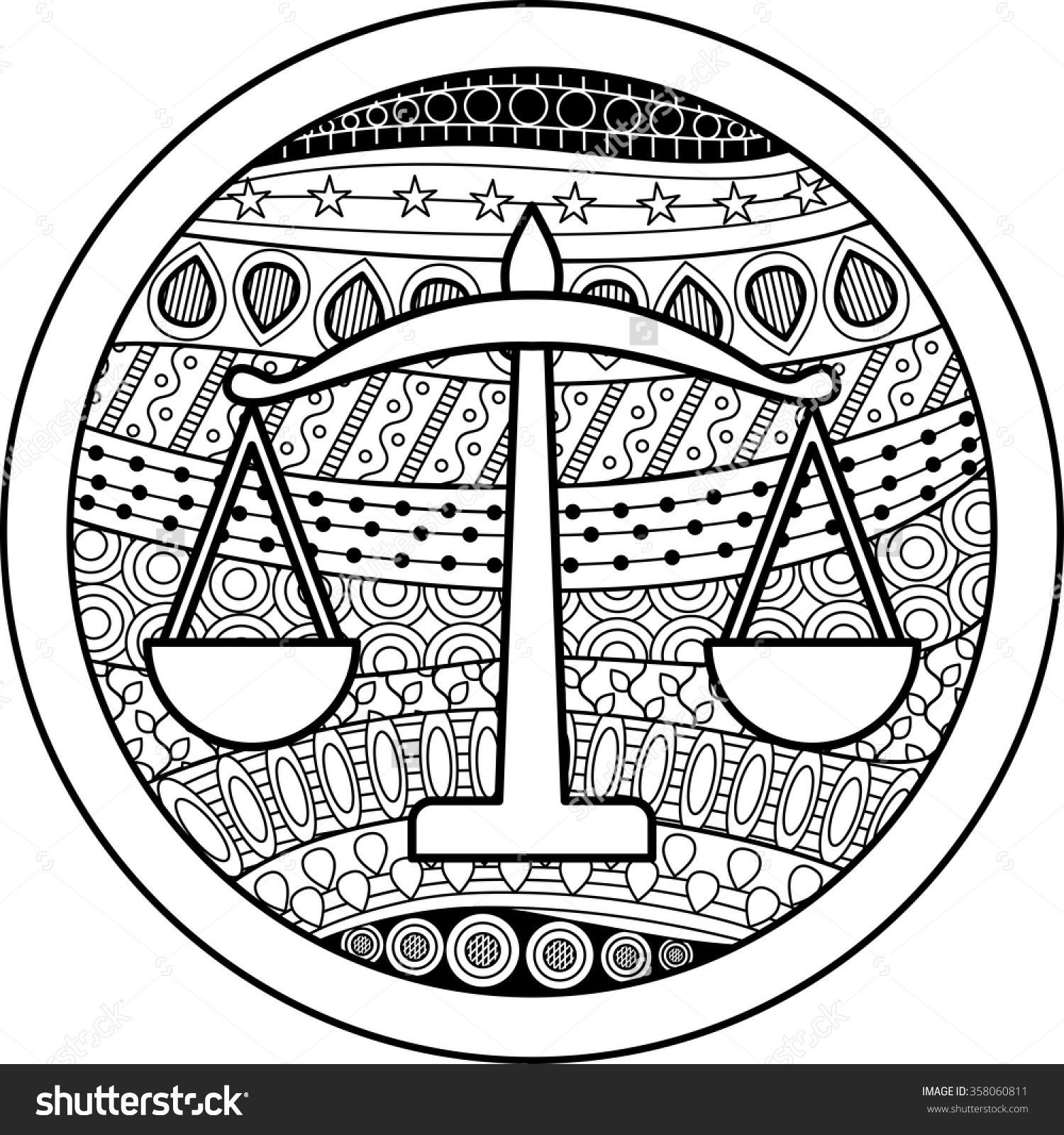 1500x1600 Zodiac Sign Libra Zentangle Tattoo Ideas Zodiac